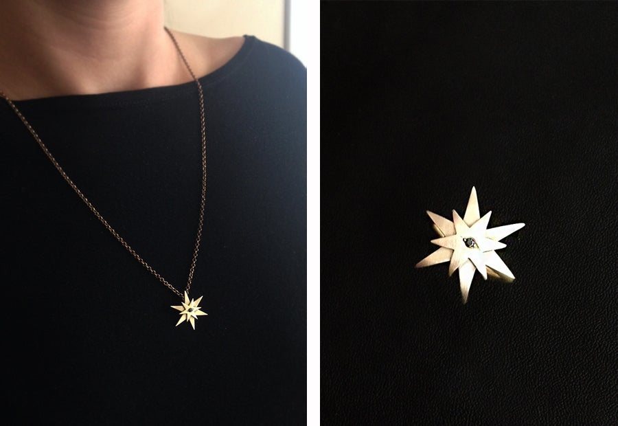 Image of Star - Ring- Necklace