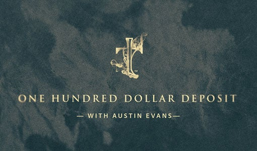 Image of Deposit with Austin Evans