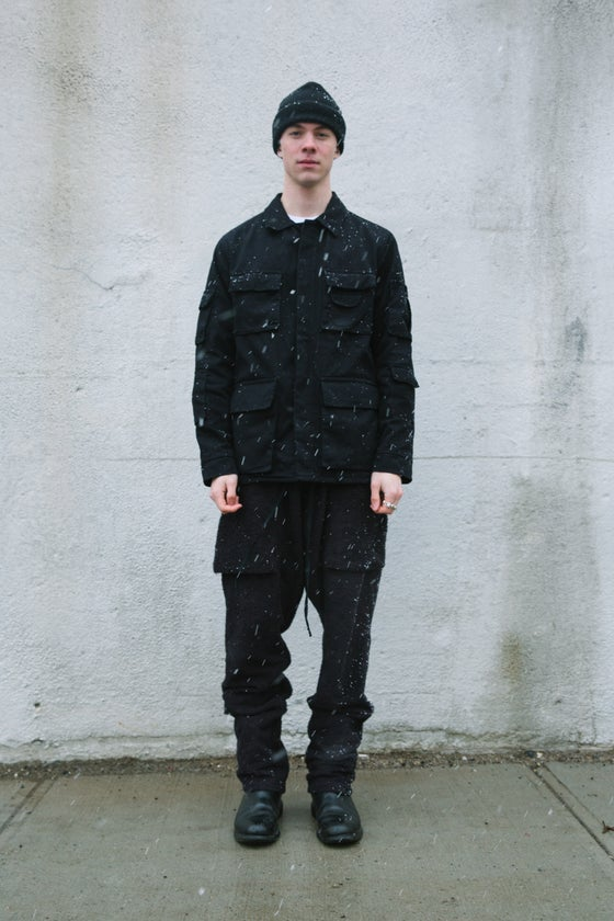 Image of 13 POCKET CARGO JACKET