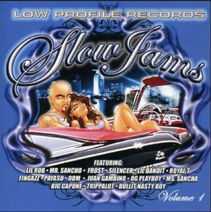 Image of Lowprofile Records Slow Jams Vol. 1 classic cd