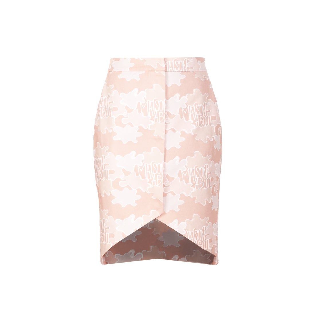 Image of LONGUETTE| Pink Camou