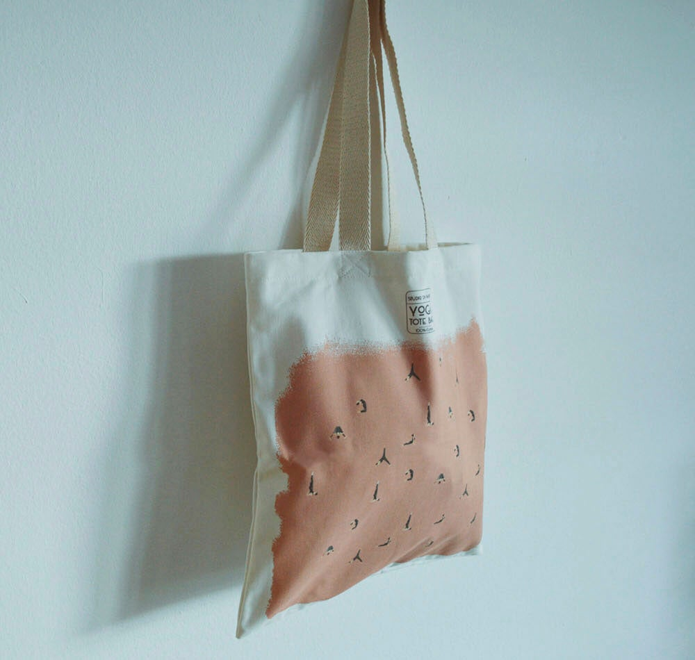 Image of Yoga Totebag