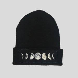 Lunar Moon Beanie - IIMVCLOTHING