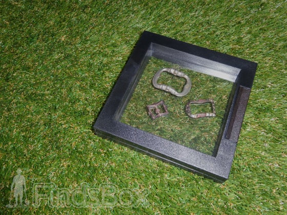 Image of Finds Box Lindner Nimbus- Metal Detecting Online Shop Gift UK