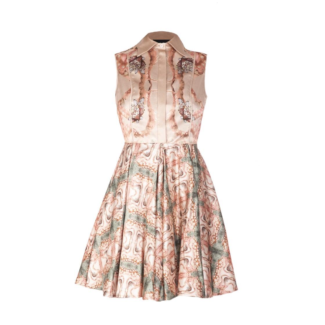 Image of MIAMI DRESS| Anemone