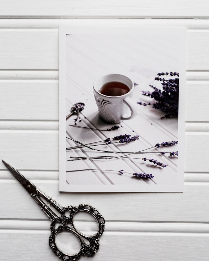 Image of Notecards-Lavender