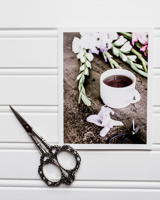 Image of Notecards-Teatime series