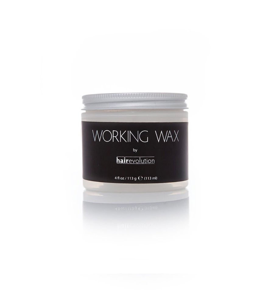 Image of Hair Evolution Working Wax 4 oz.