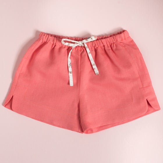 Image of SHORT LINO CORAL - ANTES 26€