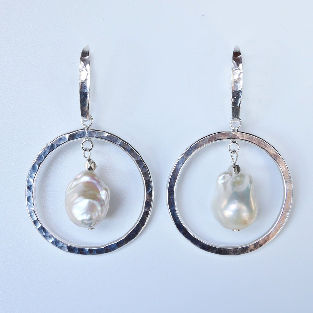 Image of Hydra Earrings (available in gold or silver)