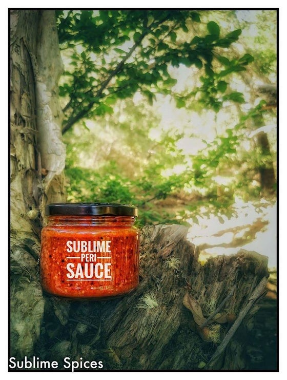 Image of SUBLIME Peri Sauce 1st Place 2017