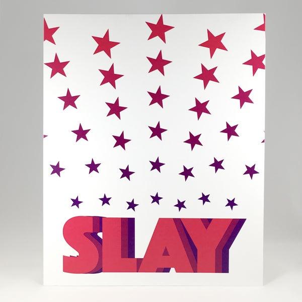 Image of SLAY 8x10 Print