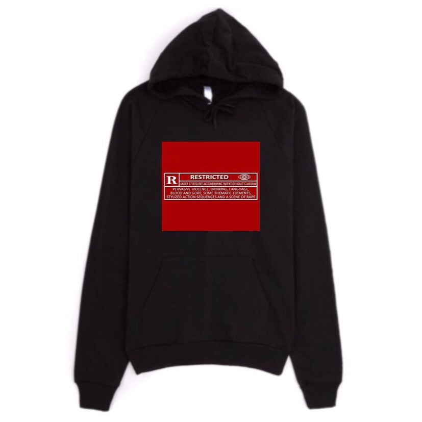 Image of Restricted Hoodie