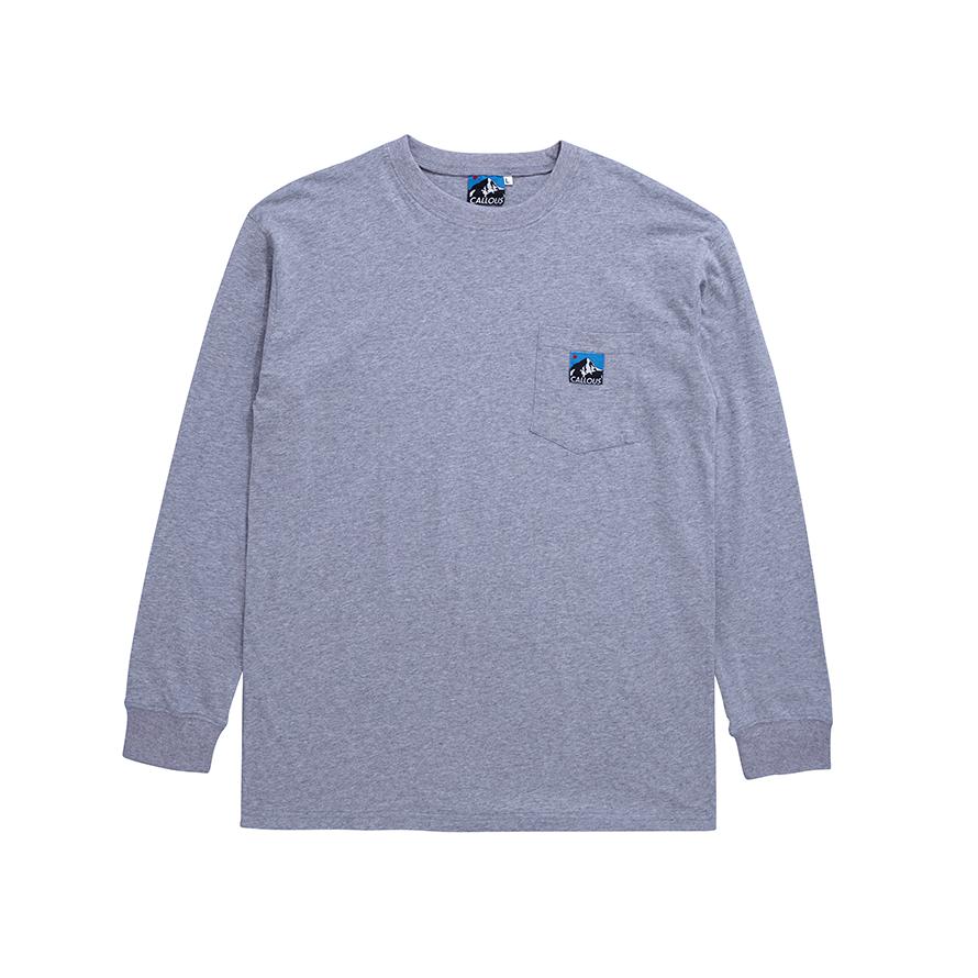 Image of Mountain T-Shirt Heather Grey