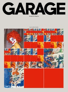 Image of Garage Magazine No.12 - Mark Grotjahn special edition