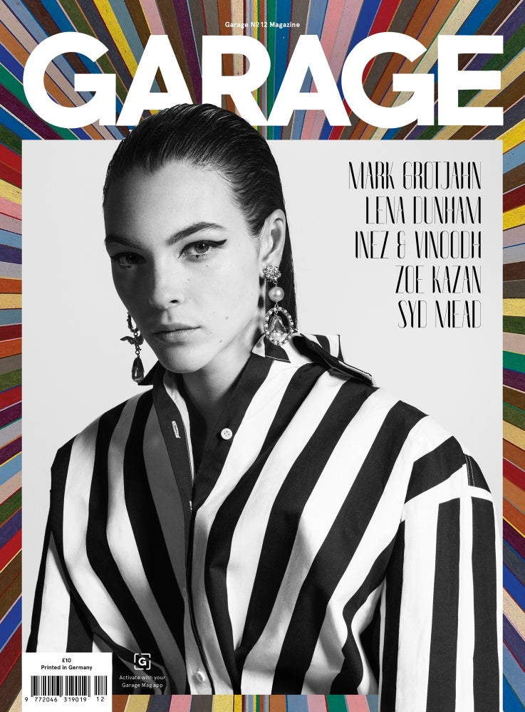 Image of Garage Magazine No.12 - Vittoria Ceretti