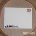 Image of Personalized Happy Mail Stamp
