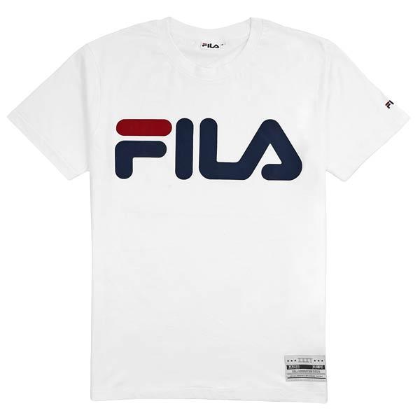 Image of Fila Basic Tshirt White