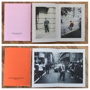 Image of Japan Double Zine Pack