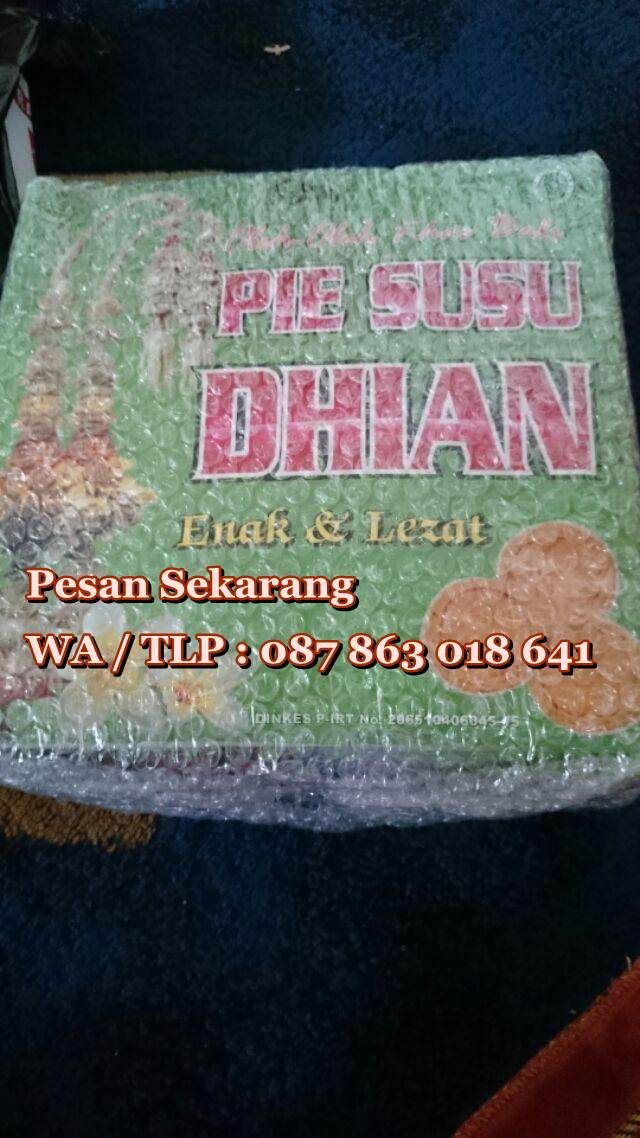 Image of Pabrik Pie Susu Dhian Yang Ada Di Bali