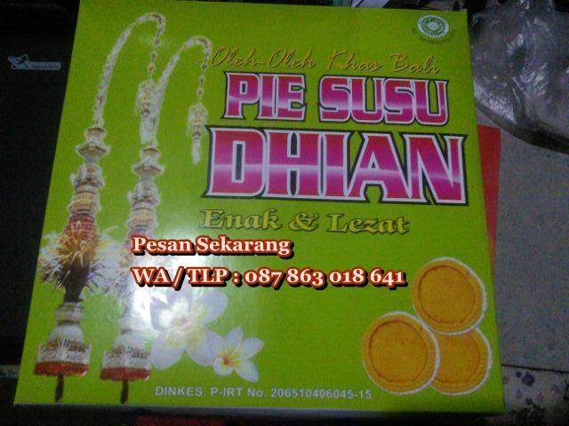 Image of Alamat Dan Tlp Pabrik Pie Susu Dhian Bali