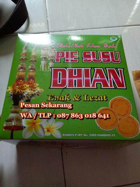 Image of Tempat Jual Pie Susu Dhian Di Bali