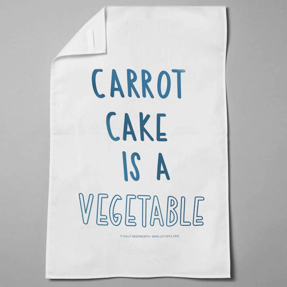Image of Carrot Cake is a Vegetable