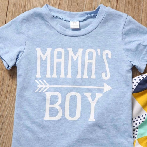 Image of MAMA's BOY