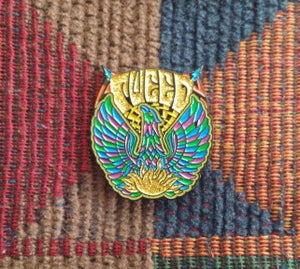 Image of Pins!! Free To Fly