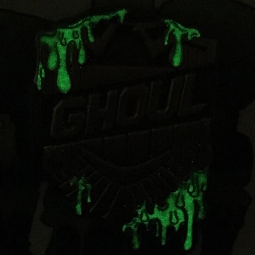 Image of Ghoul Badge - Lapel Pin
