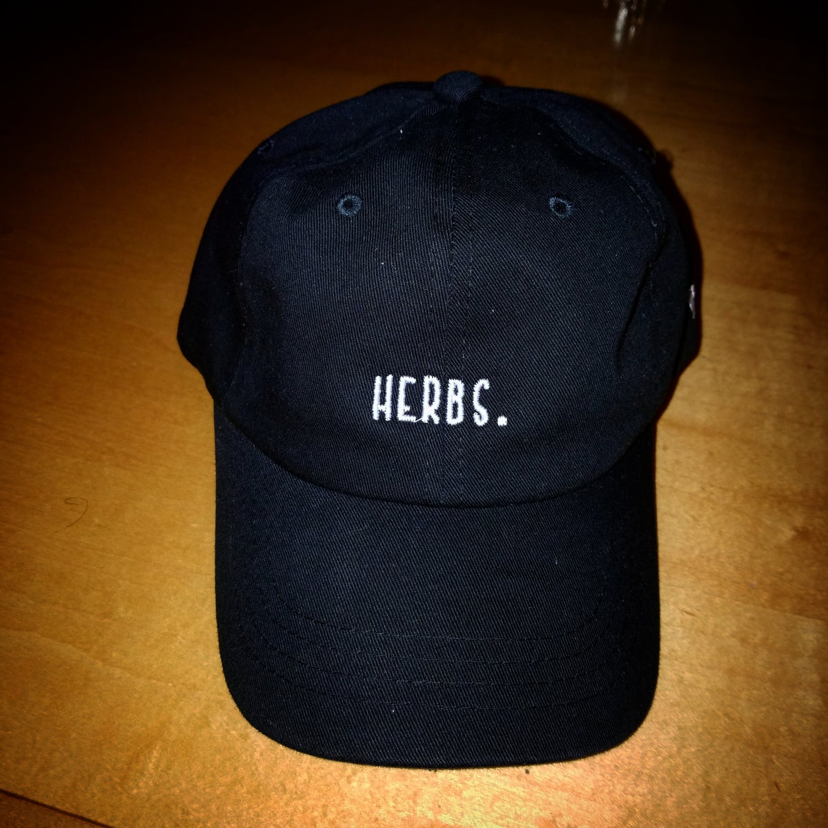 "Image of ""HERBS"" Dad Hat"
