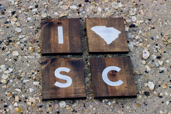 Image of I Love South Carolina