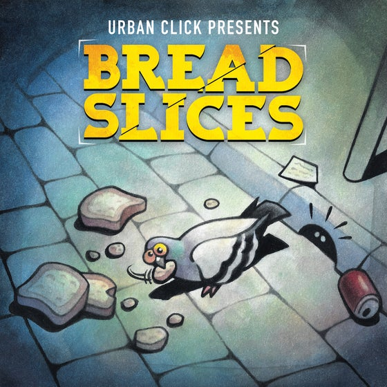 Image of Urban Click - Bread Slices CD