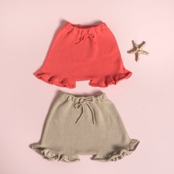 Image of SHORT VOLANTES - ANTES 32€