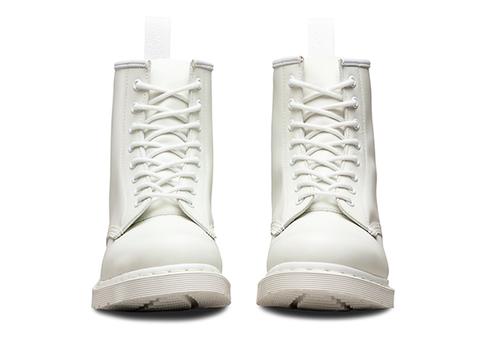 Image of Doc Martens - 1460 Mono White