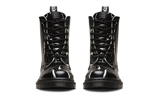 Image of Doc Martens - Pascal Patent Marble