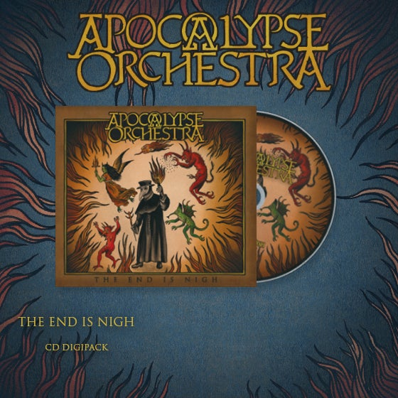 Image of Apocalypse Orchestra - The End Is Nigh (CD)