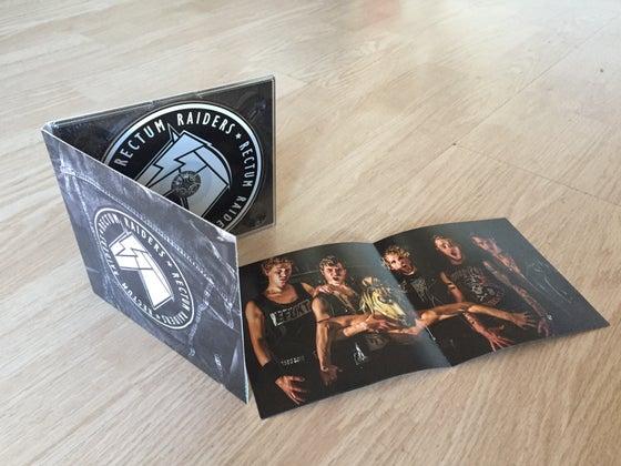 Image of Rectum Raiders (CD)