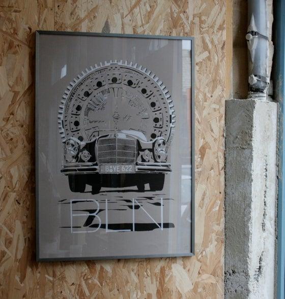 Image of Berlin-sérigraphie