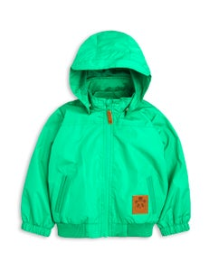 Image of Wind jacket, green, Mini rodini