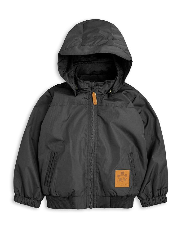 Image of Wind jacket, black, Mini Rodini