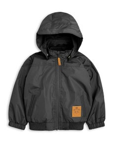 Image of Wind jacket, black, Mini Rodini