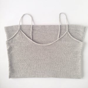 Image of Simple Basic Top // Light Grey