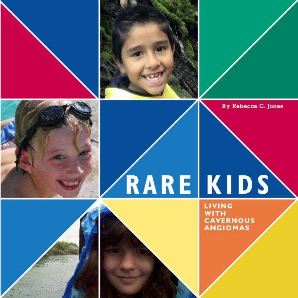 Image of Rare Kids: Living with Cavernous Angioma