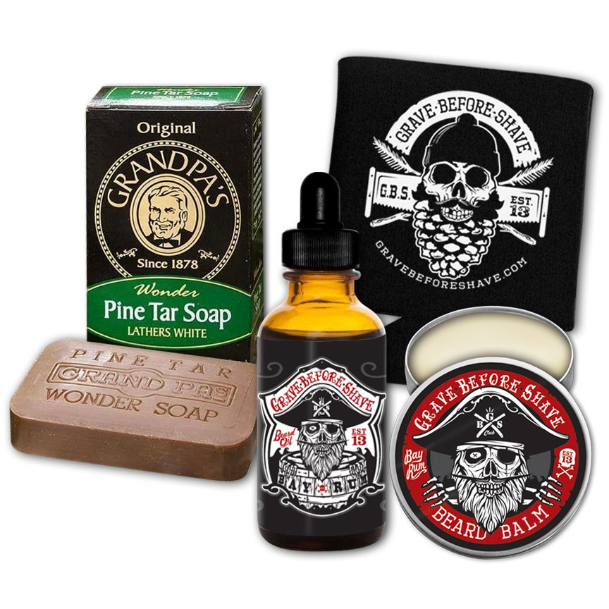 Image of GBS Complete Beard gift Pack