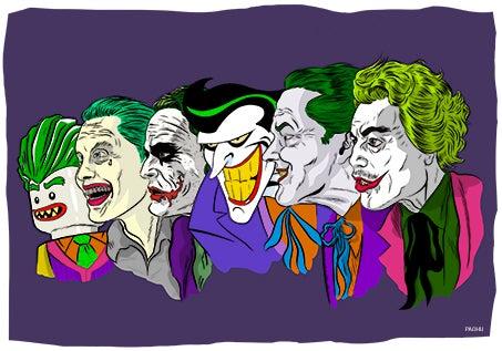Image of Joker on Film