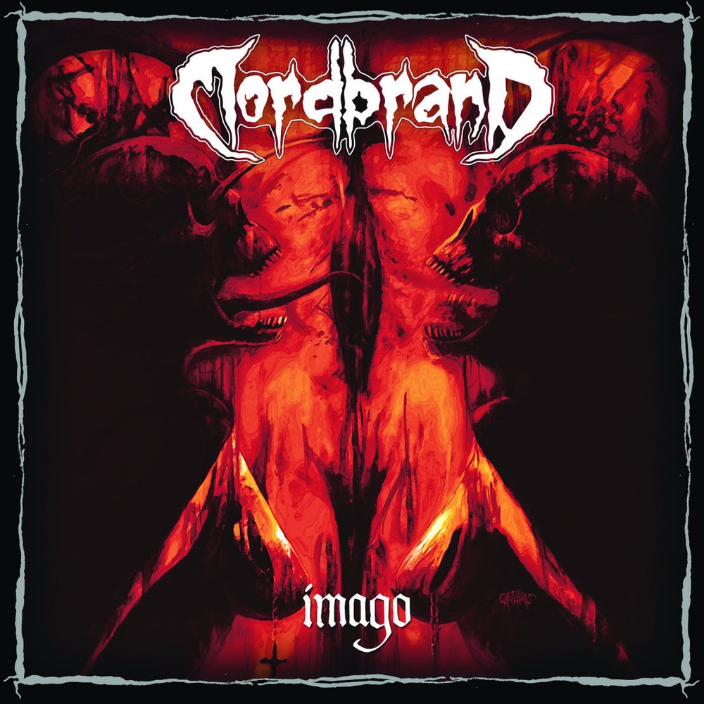 "Image of MORDBRAND "" Imago "" LP"