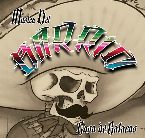 Image of Musica Del Barrio - EP