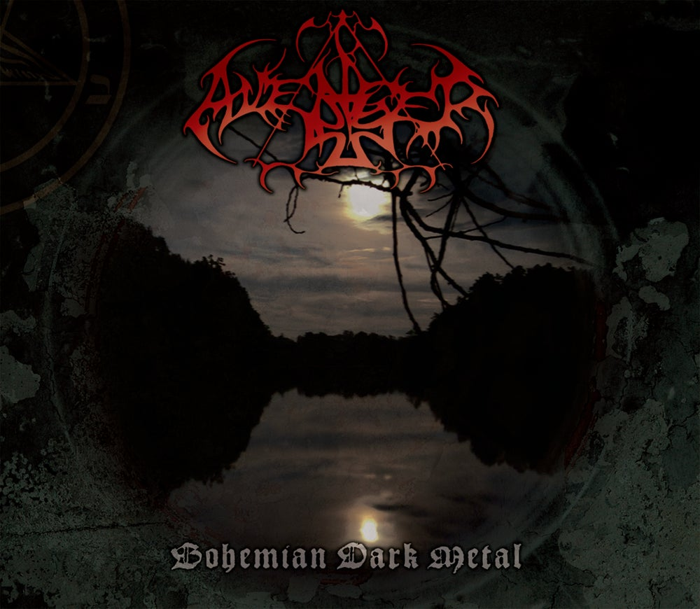 "Image of AVENGER ""Bohemian Dark Metal ""  CD"
