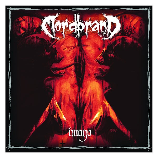 "Image of MORDBRAND "" Imago ""  CD"